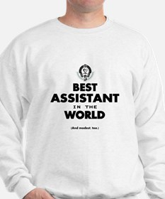 The Best in the World – Assistant Sweatshirt