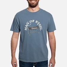 Man Of Steel Pedal Steel Guitar imag T-Shirt