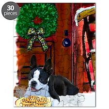 boston porch christmas 2 Puzzle