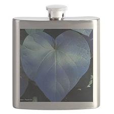 ockanum Heart ~ Copyrite Flask
