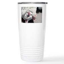 silly_cat_mini Travel Mug