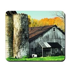 country living Mousepad