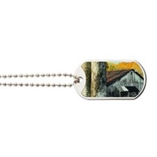 country living Dog Tags