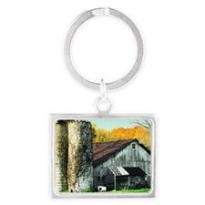 country living Landscape Keychain