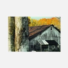 country living Rectangle Magnet