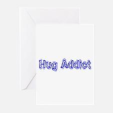 """Hug Addict"" Greeting Cards (Pk of 10)"