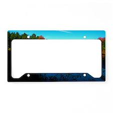 holden sunset License Plate Holder