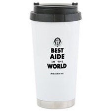The Best in the World – Aide Travel Mug