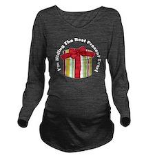 I am hiding the best Long Sleeve Maternity T-Shirt