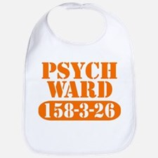 Psych Ward - Orange Bib