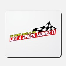 Spider Monkey Mousepad