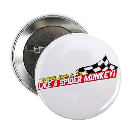 Spider Monkey Button