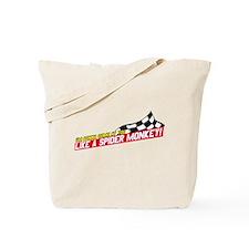 Spider Monkey Tote Bag