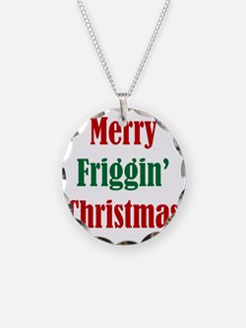 Friggin Christmas Necklace