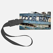 Coos Bay Luggage Tag