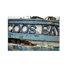 Coos Bay Rectangle Magnet