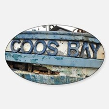 Coos Bay Decal