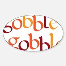 gobble gobble Decal