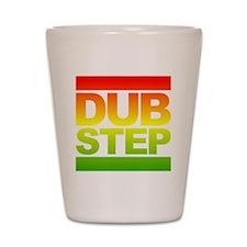 Dub Step RUN Style Shot Glass