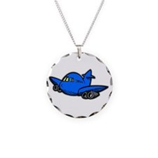 Daddys Wingman -dk Necklace