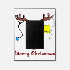 Nurse Reindeer Picture Frame