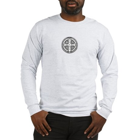 Long Sleeve Gray or White T-Shirt