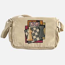 Chess Messenger Bag
