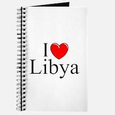 """I Love Libya"" Journal"