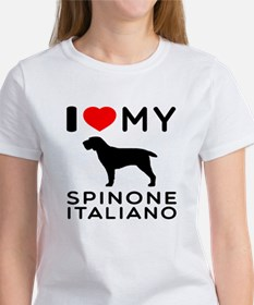 I love My Spinone Italiano Tee