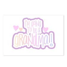 Future Grandma Postcards (Package of 8)
