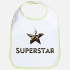 Superstar Bib