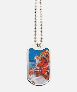 Santa Claus 60_10x14V Dog Tags