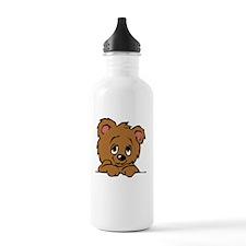 Hello Bear -dk Water Bottle