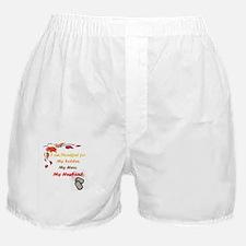 Thanks-husband Boxer Shorts