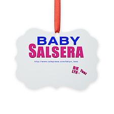 Baby Salsera Ornament