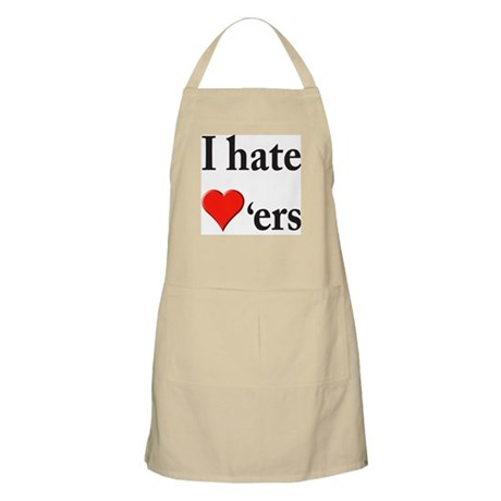 I Hate Lovers- BBQ Apron