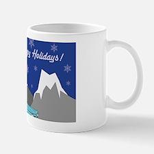 CorvairChristmas_Cafe Mug