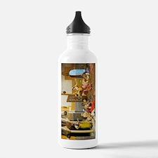 GiulioRosati_TheHaremD Water Bottle
