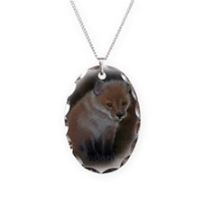 Fox cub 1 Necklace