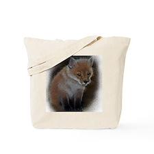 Fox cub 1 Tote Bag