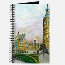 big ben small poster Journal
