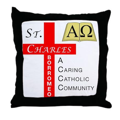 StCharlesV4 Throw Pillow