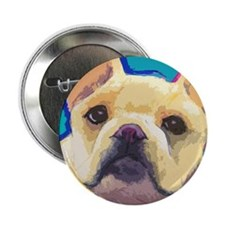 "large yell cafepress 2.25"" Button"
