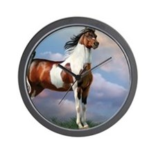 Sky King Of The Hill Wall Clock