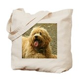 Golden doodle Totes & Shopping Bags