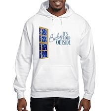 CafePressBlack12x12 Hoodie Sweatshirt