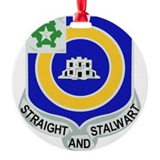 DUI-41ST INFANTRY REGIMENT Ornament