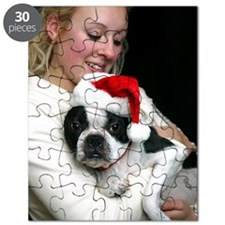 Christmas Pup Puzzle