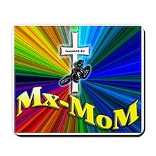 Motocross Mom Mousepad