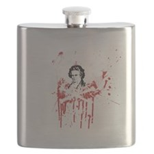 Beethovennobackground Flask